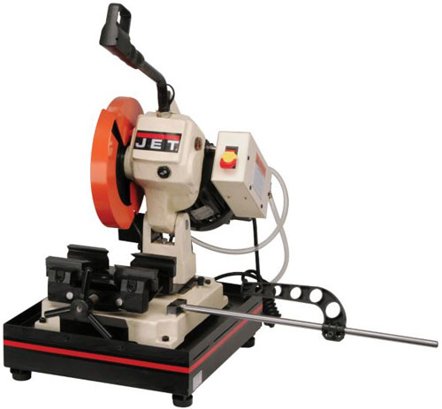 JET J-F225 BENCH (ferrous) COLD SAW (STEEL & IRON)