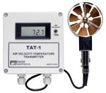 TAT-1 Air Velocity - Temperature Transmitter