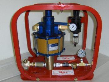 Rice Pneumatic Pumps