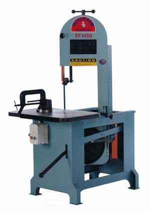 Roll In Saw Ef1459 Bandsaw