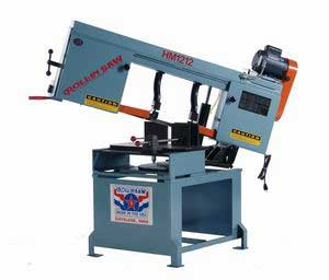 ROLL-IN SAW HORIZONTAL, DEEP THROAT, TILT FRAME and SWIVEL  BANDSAWS
