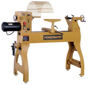نتیجه تصویری برای powermatic wood lathe