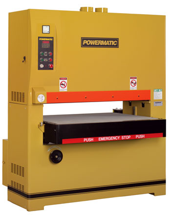 "Powermatic WB-25 / 25"" Wide Belt Sander"