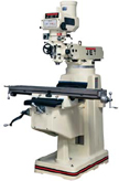 jet electronic variable speed milling machine - jtm-1050evs
