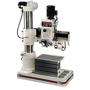 Jet J 720r Radial Drill Press