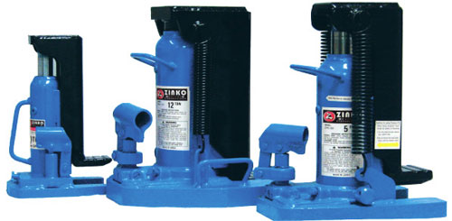 Zinko ZHC Series 2 - 25 ton  Toe Jacks